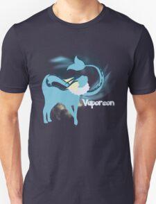 Vaporeon Silhouette Shirt T-Shirt