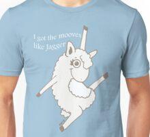Mooves like Jagger Unisex T-Shirt