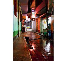 Gaurikund colors Photographic Print