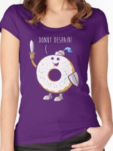 Dough Knight Women's Fitted Scoop T-Shirt