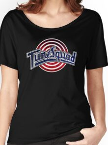 Tune Squad - SpaceJam Women's Relaxed Fit T-Shirt