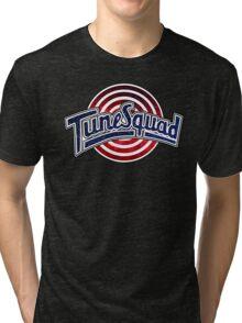 Tune Squad - SpaceJam Tri-blend T-Shirt