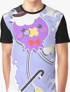 Dapper Drifloon Graphic T-Shirt