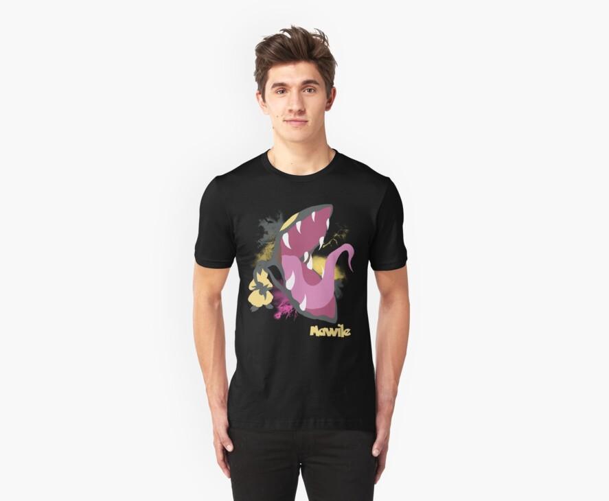 Mawile Silhouette Shirt by jewlecho