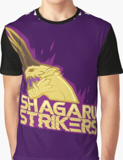Monster Hunter All Stars - Shagaru Strikers Graphic T-Shirt