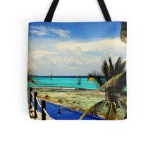 Pool & Ocean Tote Bag