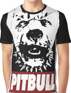 Pitbull Die Antwoord Graphic T-Shirt