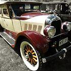 Auburn 4-44 T 1926 by Geoffrey Higges