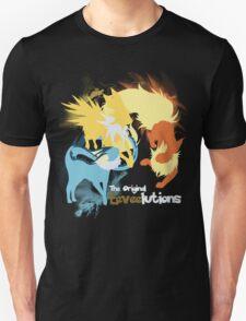 The Original Eeveelutions Shirt T-Shirt
