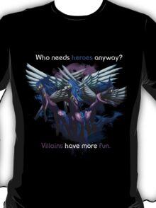 Shadowbolts Shirt T-Shirt