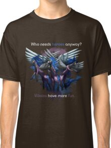 Shadowbolts Shirt Classic T-Shirt