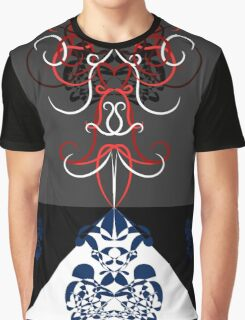 Psychedelic Alice 7 Graphic T-Shirt