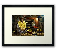 Offerings Framed Print