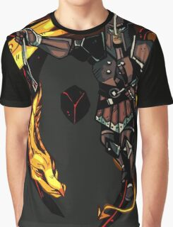 With Akatosh Graphic T-Shirt