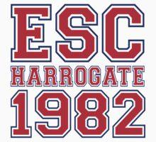 ESC Harrogate 1982 [Eurovision] One Piece - Short Sleeve