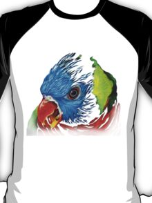 Rainbow Lorikeet Shirt T-Shirt