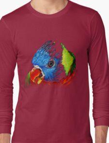 Rainbow Lorikeet Shirt Long Sleeve T-Shirt