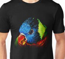 Rainbow Lorikeet Shirt Unisex T-Shirt