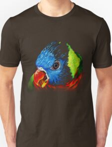 Rainbow Lorikeet Shirt T-Shirt