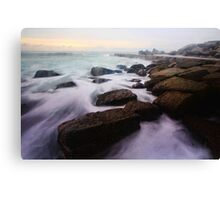 The Jewel of Forresters Canvas Print