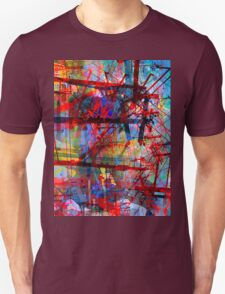 the city 43 Unisex T-Shirt