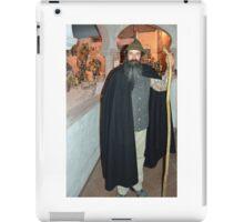 Bearded guide iPad Case/Skin