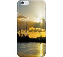 Somerset Sundown iPhone Case/Skin