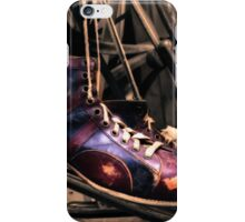 Ice Shoes  iPhone Case/Skin