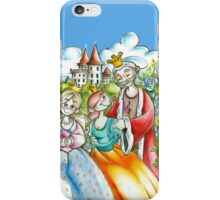 the daughters of the King iPhone Case/Skin