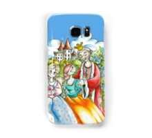 the daughters of the King Samsung Galaxy Case/Skin