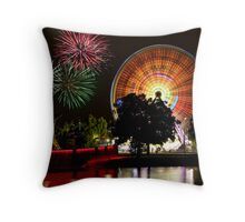 Happy New Year 2012 Throw Pillow
