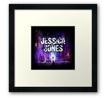 Jessica Jones - Alley Framed Print