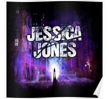 Jessica Jones - Alley Poster