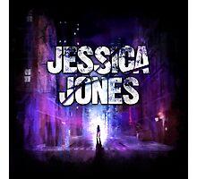 Jessica Jones - Alley Photographic Print