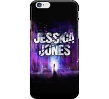 Jessica Jones - Alley iPhone Case/Skin