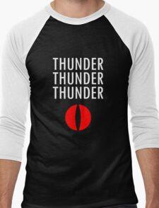 Thunder X3 Men's Baseball ¾ T-Shirt
