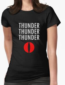 Thunder X3 Womens Fitted T-Shirt