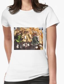 Hungarian Dolls Womens Fitted T-Shirt