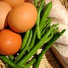 Country Basket by LifeisDelicious