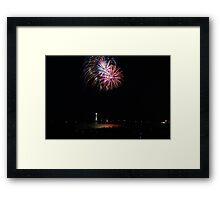 New Years 2012 - Brighton Beach #8 Framed Print