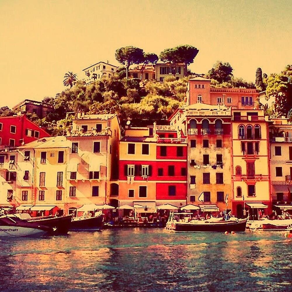 Buongiorno Portofino! by AnnaAndretta