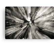 Zoom. Canvas Print