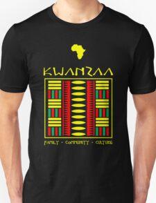Kwanzaa Textile T-Shirt