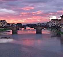 Magic On The Arno by phil decocco