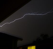 Electrifying Lightning! by Cammo119