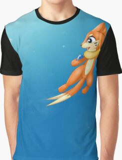 Buizel Swim Graphic T-Shirt