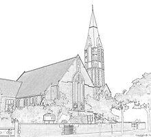 Trinity Church by Colin Bentham