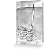 Waterbird Greeting Card