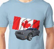 Challenger Canada Unisex T-Shirt