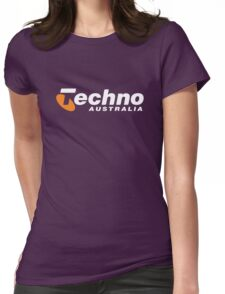 TECHNO Australia Womens Fitted T-Shirt